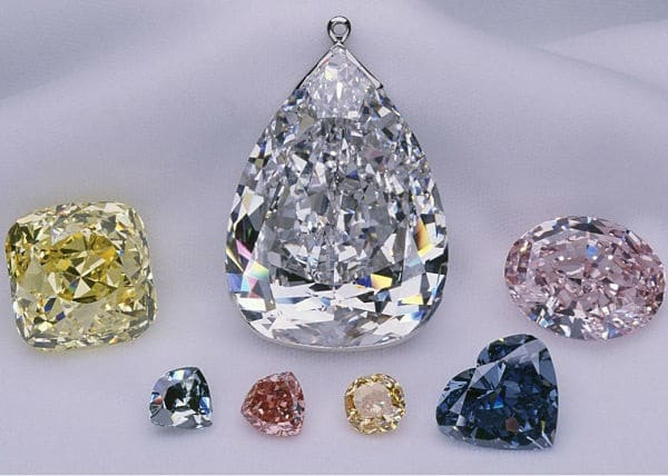 алмазы искусственные