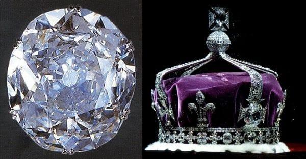 Кохинор алмаз