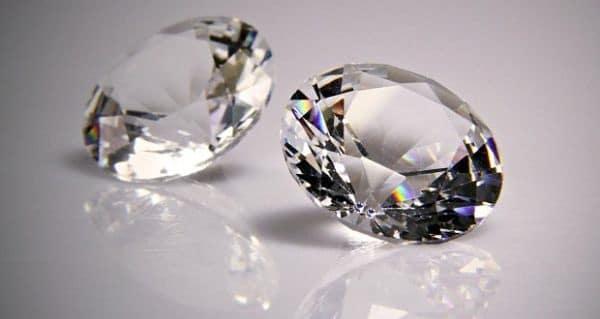 как выглядит бриллиант