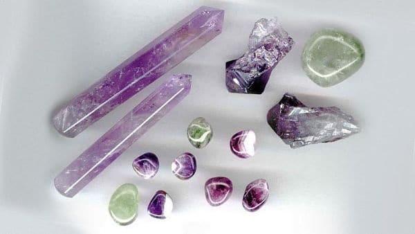 Свойства цвета фиолетовый
