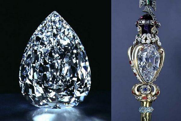 самый крупный алмаз