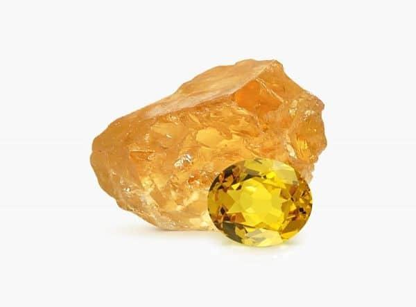 цитрин камень