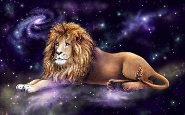 Лев зодиакальный знак