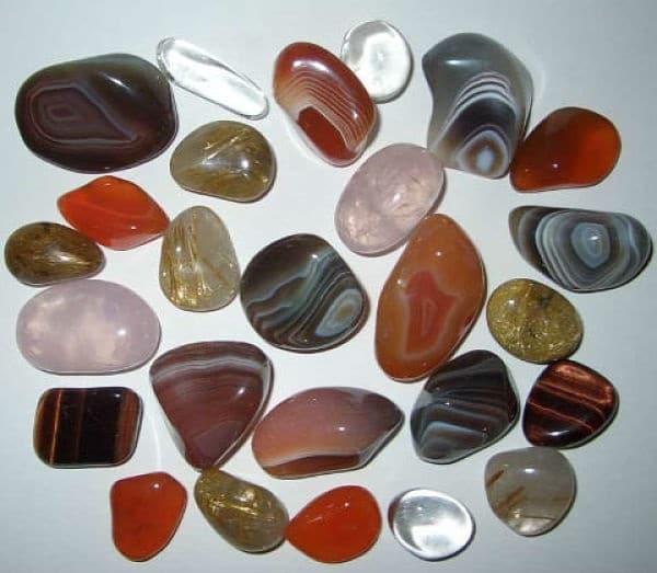 камни полудрагоценные