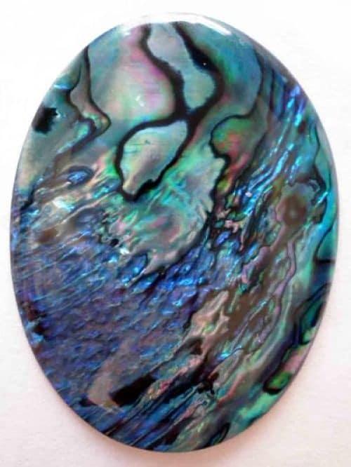 перламутр камень