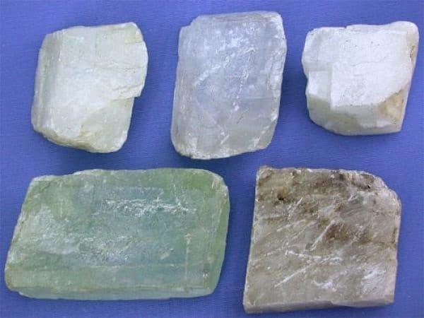 кальцит камень
