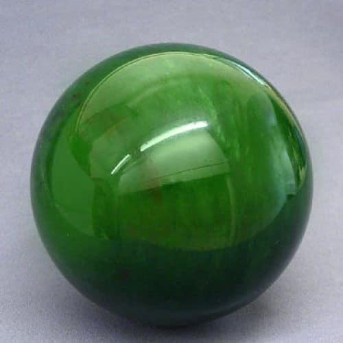 агат зеленого цвета