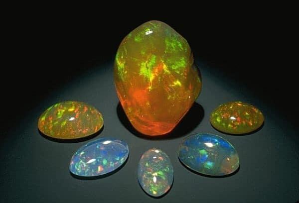 опал камень