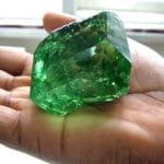 Классификации и свойства зеленых камней>
